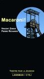 Vincent Zabus et Pierre Richards - Macaroni !.