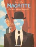 Vincent Zabus et Thomas Campi - Magritte - Ceci n'est pas une biographie.