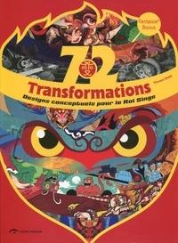 Vincent Zhao - 72 transformations - Designs conceptuels pour le Roi Singe.