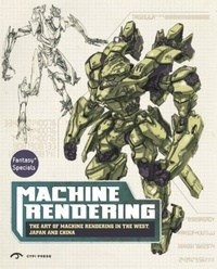 Vincent Zhao - Machine Rendering.