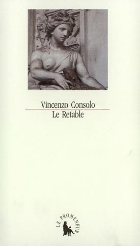 Vincenzo Consolo - Le Retable.