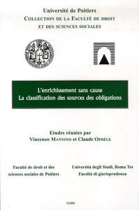 Lenrichissement sans cause - La classification des sources des obligations.pdf