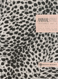 Vincenzo Sguera - Animalstyle textures - Tome 1. 1 DVD