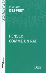 Accentsonline.fr Penser comme un rat Image