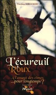 Vinciane Schockert - L'écureuil roux - A l'assaut des cimes... pour longtemps ?.