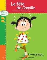 Vinicius Vogel et Béatrice M. Richet - Niveau souris verte  : La fête de Camille.