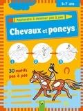 Viola Reese - Chevaux et poneys - 6-7 ans.