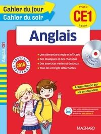 Violaine Bellone - Anglais CE1 Cycle 2. 1 CD audio