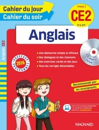 Violaine Bellone - Anglais CE2 Cycle 2. 1 CD audio