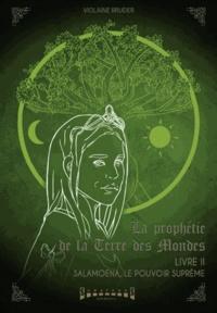 Histoiresdenlire.be La prophétie de la terre des mondes Tome 2 Image