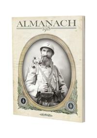 Violaine Challéat et Magdalena Mazaraki - Almanach 1918.