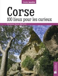 Violaine Duca-Bartoli - Corse - 100 lieux pour les curieux.