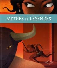 Violaine Troffigué - Mythes et légendes.