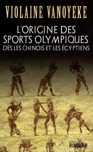 Histoiresdenlire.be L'origine des sports olympiques dès les Chinois et les Egyptiens Image