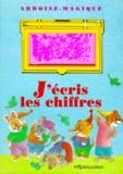 Violayne Hulné - J'ECRIS LES CHIFFRES.