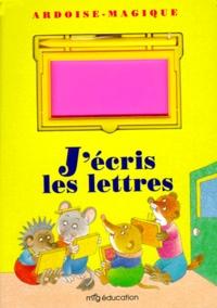 Violayne Hulné - J'ECRIS LES LETTRES.