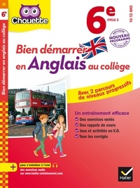 Violet Jauffret - Bien démarrer en anglais au collège 6e (A1 vers A2).