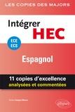 Violeta Campos Blanco - Intégrer HEC - ECE/ECS Espagnol.