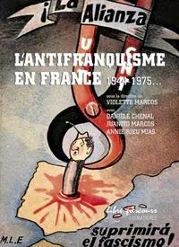 Deedr.fr L'antifranquisme en France 1944-1975 - Le rôle prépondérant du Sud-Ouest Image