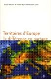 Violette Rey et Thérèse Saint-Julien - Territoires d'Europe La différence en partage.