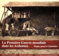 Violette Rouchy-Lévy - La Première Guerre mondiale dans les Ardennes - Etudes pour le Centenaire.