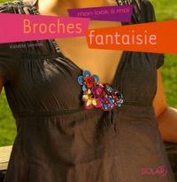 Violette Sembon - Broches fantaisie - Mon look à moi.