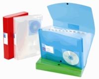 VIQUEL - Boîte de classement avec rabat Propyglass