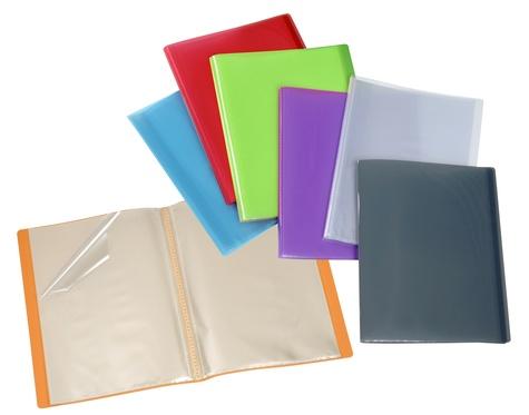 Protège-documents Propyglass - 80 vues
