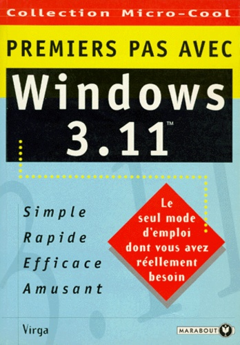 Virga - Premiers pas avec Windows 3.11.