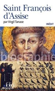 Virgil Tanase - Saint François d'Assise.