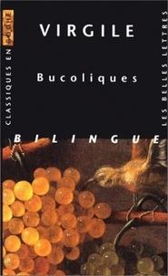 Virgile - Bucoliques - Edition bilingue français-latin.