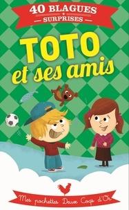 Virgile Turier - Toto et ses amis - Mes pochettes Deux Coqs d'Or.