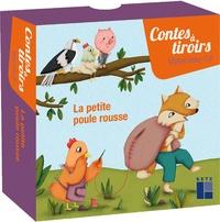 Virginia Arraga de Malherbe et Brigitte Saussard - La petite poule rousse - Maternelle-CP.