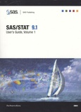 Virginia L. Clark - SAS/STAT 9.1 en 9 volumes - User's guide.