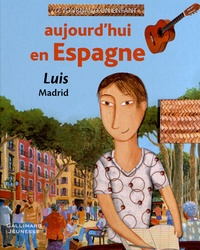Aujourd'hui en Espagne- Luis, Madrid - Virginia Lopez-Ballesteros |