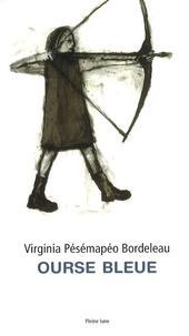 Virginia Pésémapéo Bordeleau - Ourse bleue.