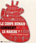 Virginia Smith et Nicola Temple - Le corps humain - Comment ça marche ?.