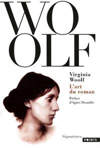 Virginia Woolf - L'art du roman.