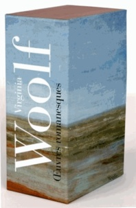 Virginia Woolf - Oeuvres romanesques - Coffret 2 volumes.