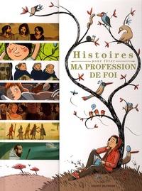 Histoiresdenlire.be Histoires pour fêter ma profession de foi Image