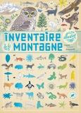 Virginie Aladjidi et Emmanuelle Tchoukriel - Inventaire illustré de la montagne.