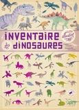 Virginie Aladjidi et Emmanuelle Tchoukriel - Inventaire illustré des dinosaures.
