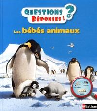 Virginie Aladjidi et Marcelle Geneste - Les bébés animaux.