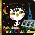 Amy Blay - Mes histoires imagiers - Fais dodo, Petit Chat !.