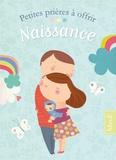 Virginie Aladjidi et Caroline Pellissier - Naissance.