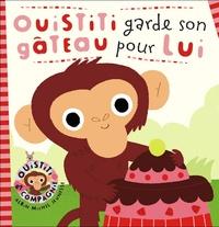 Virginie Aladjidi - Ouistiti garde son gâteau pour lui.