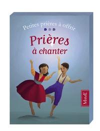 Virginie Aladjidi et Caroline Pellissier - Prières à chanter.