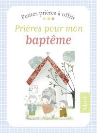 Virginie Aladjidi et Caroline Pellissier - Prières pour mon baptème.