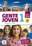 Virginie Auberger Stucklé et Marie-Aude Le Guélaff - Espagnol 1re année Gente Joven 1 A1-A2.