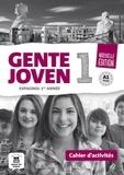 Virginie Auberger Stucklé et Marie-Aude Le Guélaff - Espagnol 1re année Gente Joven 1 A1-A2 - Cahier d'activités.